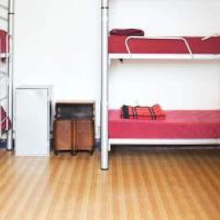 PLay hostel Soho. Habitacion Jazz