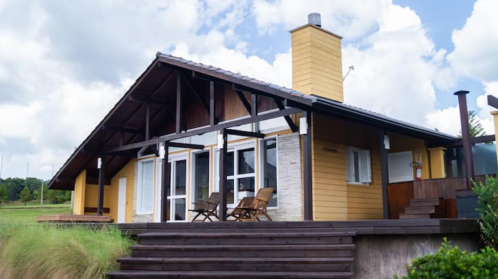Divisa Eco Lodge - Cabana Dourado