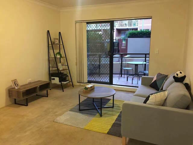 2Room4Bed Burwood / Strathfield Holiday Apartment - Burwood - Appartement