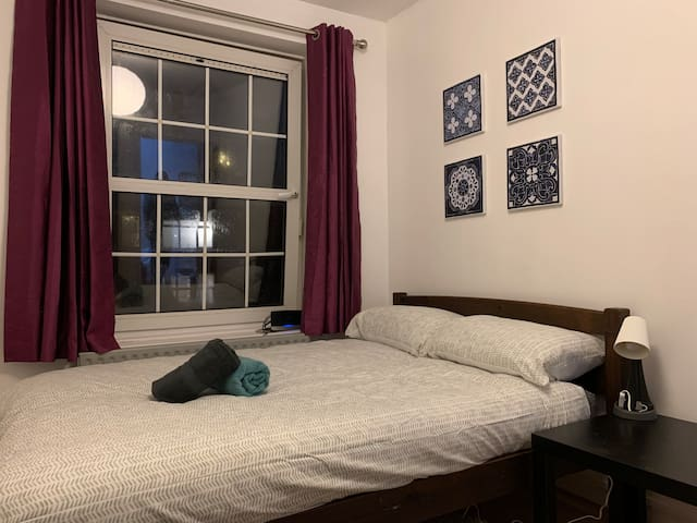 Spacious double room in Brick Lane (Zone 1)