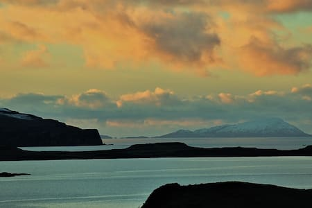 Taigh Glas Self Catering Studio in Skye