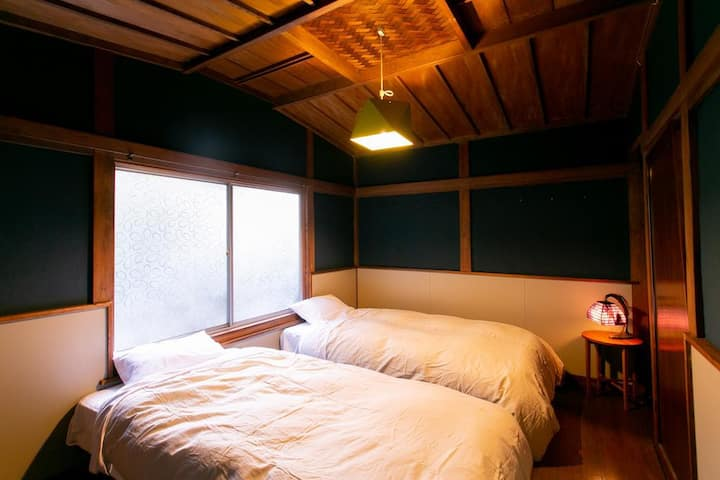 Mojiko Guesthouse PORTO 【AI Private Twin Bedroom】