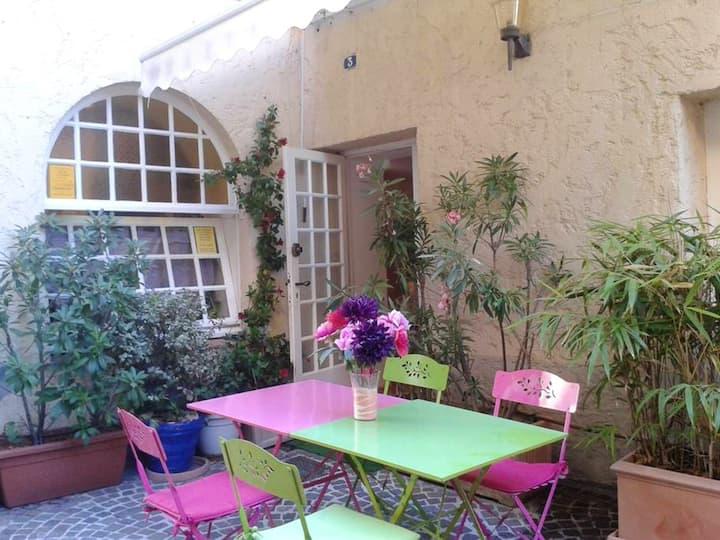 Hus med 2 soverom i Sainte-Maxime med terrasse og Wi-Fi - 650 m fra stranden