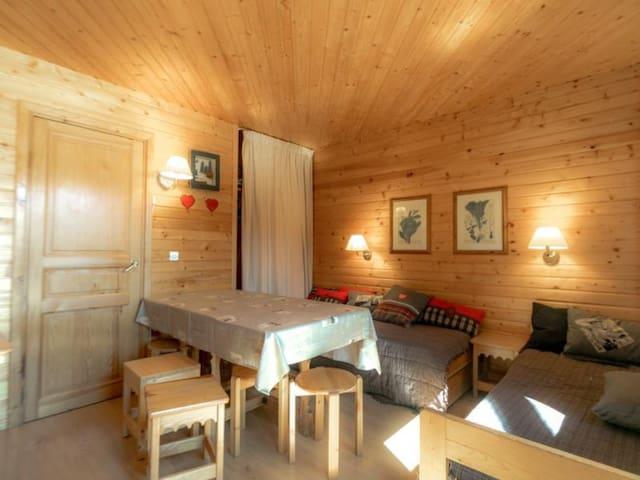 Appartement 2 Pièces Mezzanine 6 couchages RISOUL 1850