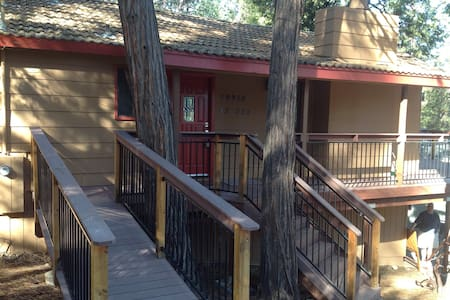 Newly remodeled mountain retreat - Groveland-Big Oak Flat - Srub