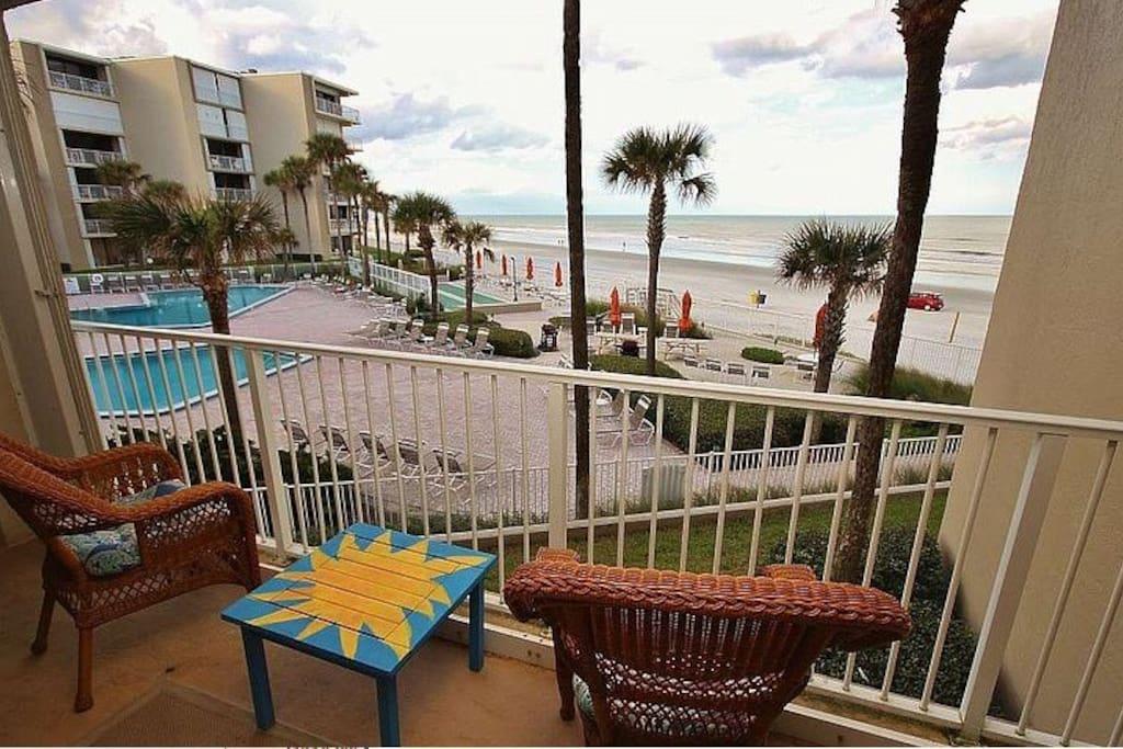 New Smyrna Beach Oceanfront Homes For Rent