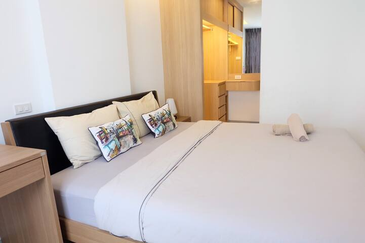 Private One Bedroom Condo in Central of Pattaya