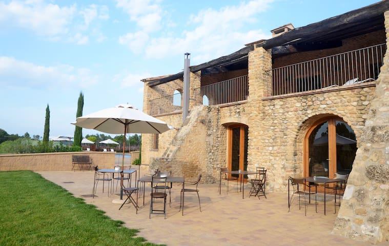Masia de Casa Anamaria - Ollers - Haus
