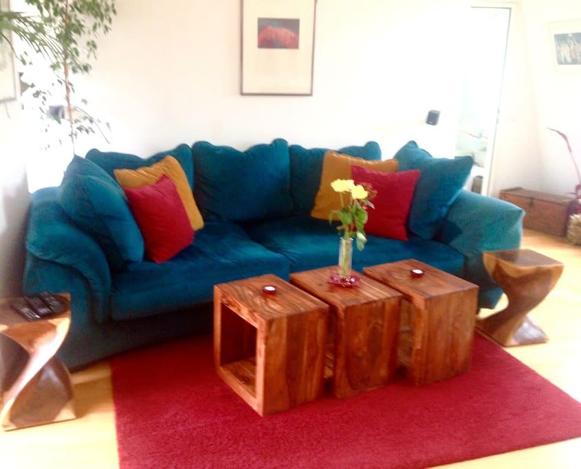 Our beloved sofa 2