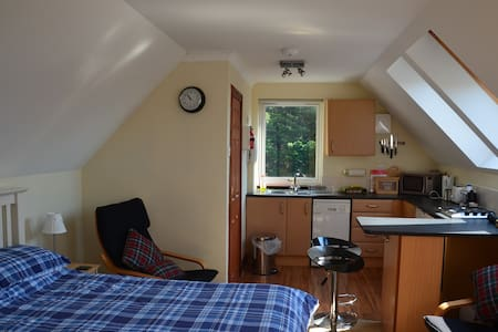 Pretty, cosy studio appartment  in the Trossachs - Brig o'Turk