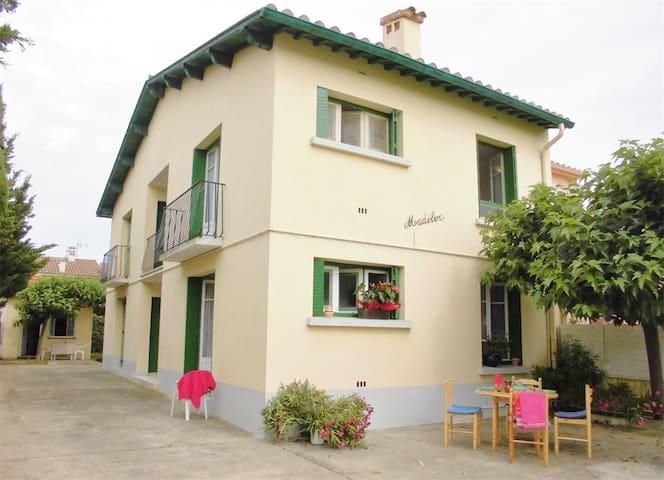 VILLA MADELOC 647 - Argelès-sur-Mer - Lejlighed