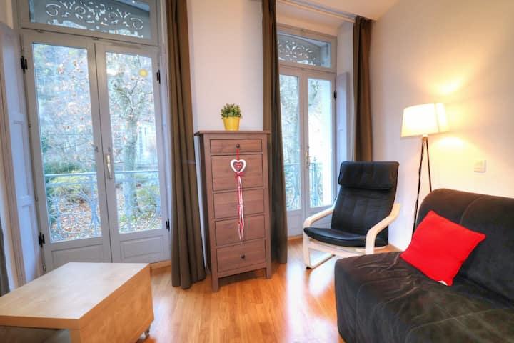Bel appartement Bagnère de Luchon 4 personnes