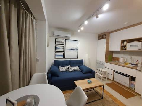 Silver Lake apartment lux