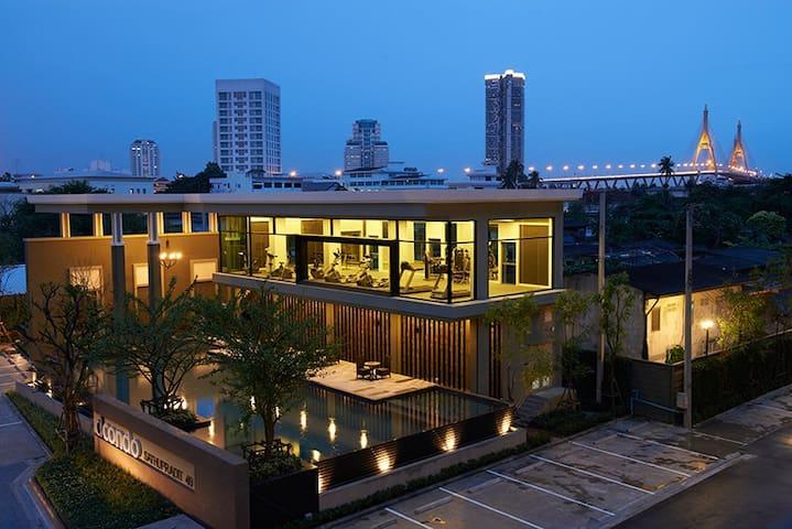 356 D CondoSathu49, Bangkok (Rama3-Sathorn-Nonsri)