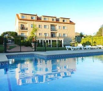 Hotel rústico rías baixas Galicia - MEAÑO  - Andere