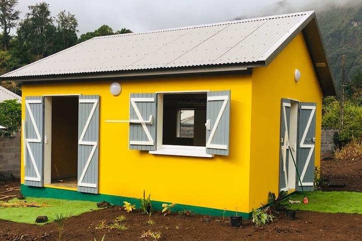 Salaz' & sens - bungalow créole cosy