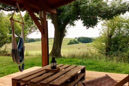 Dom na końcu drogi/House at the end of the road