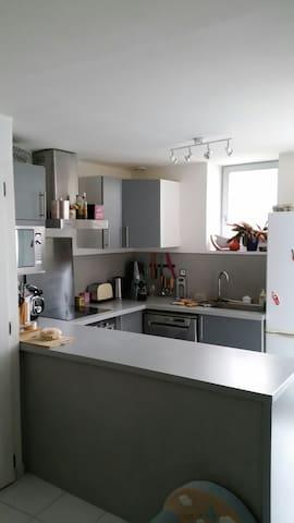 3 pièces tout confort - Perrigny-lès-Dijon - Apartment