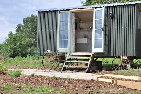 The Shepherds Hut - Barraca
