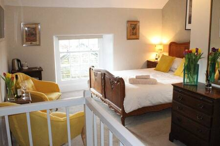 Fully self contained en suite bed and breakfast