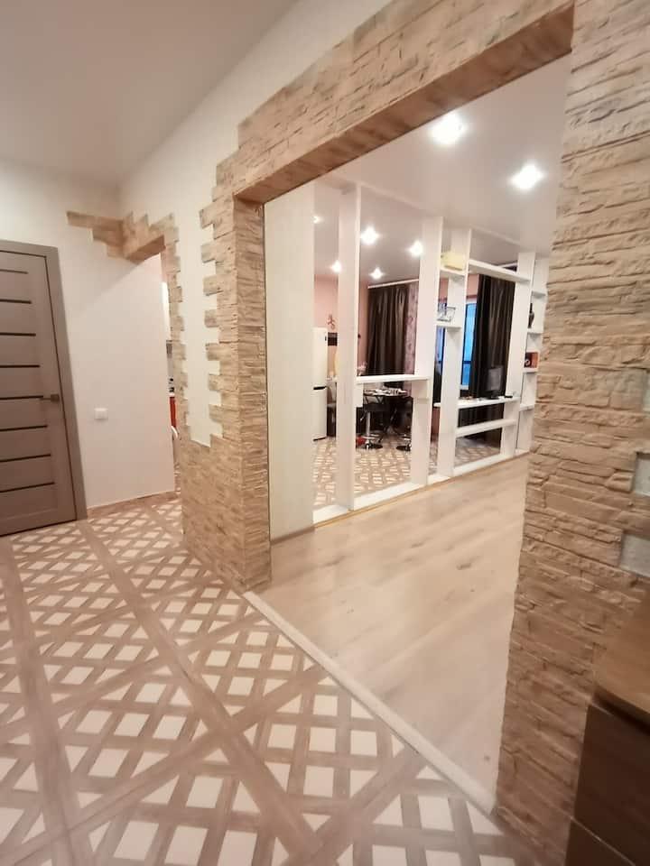 Новая квартира в Академгородке