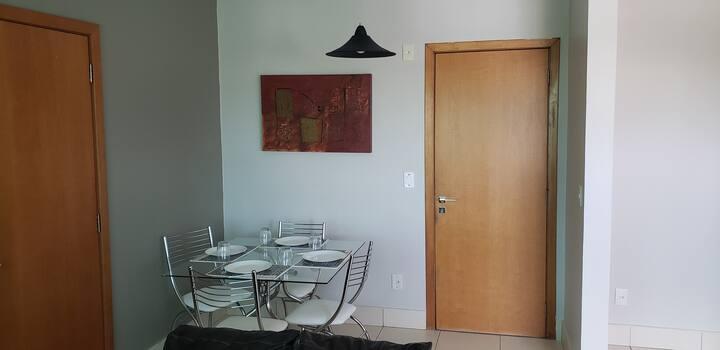 Apartamento mobiliado - Spazio Du Parque - 302