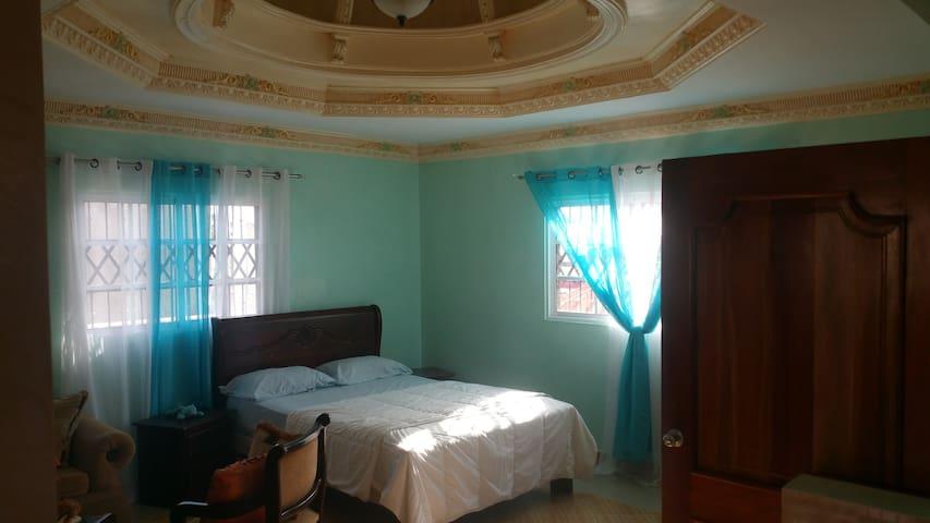 Habitación y piscina Santo Domingo Este - Santo Domingo Este
