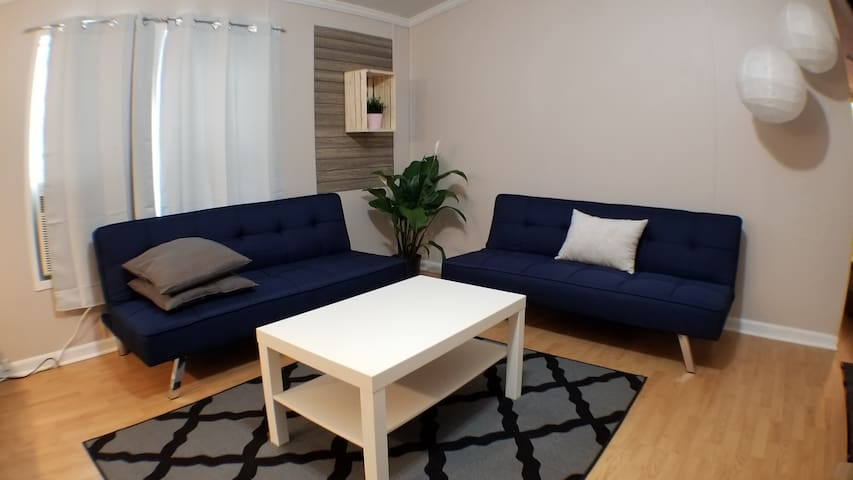 ✿✿O'Hare airport 1BR-1B, Free Breakfast, Rosemont.