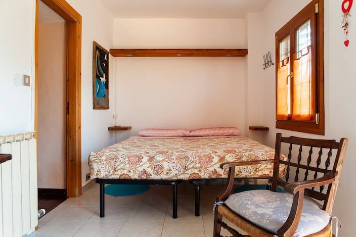 Near Damanhur - Private room in nature - Mirtillo