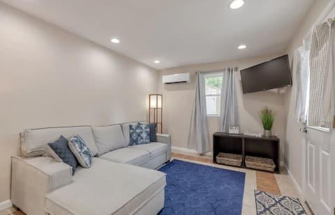 Cozy Basement King Bed Apt - N Arlington |