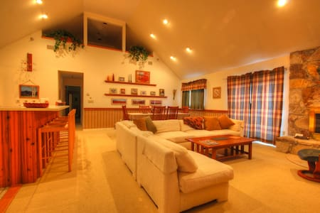 Cozy, spacious mountain condo - Stratton - Wohnung