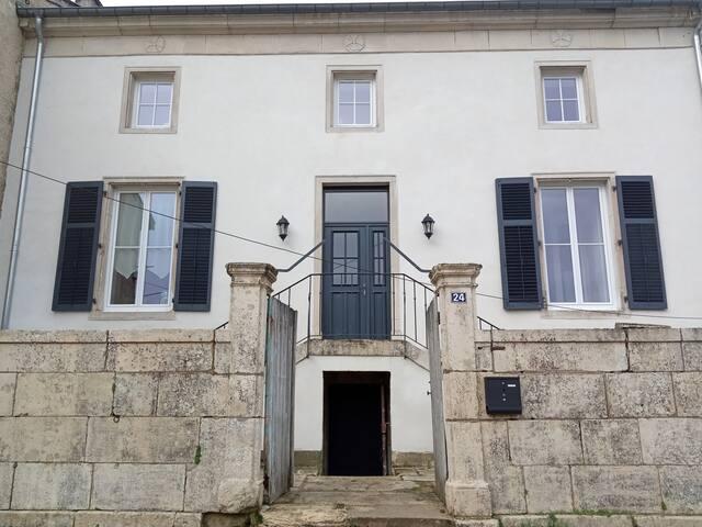 chambres et table d'hôtes la maison de valbois