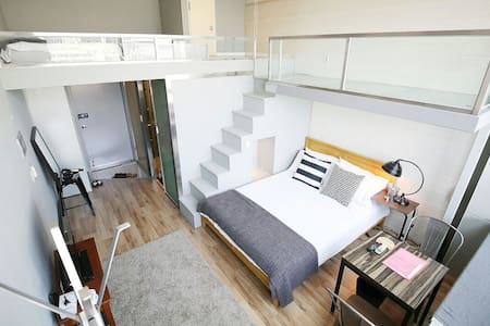 [Riverview] #001 Myeongdong Jongno Han's House - Appartement