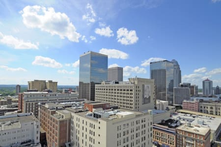 Newly Renovated High-Rise Downtown Louisville Rental - Louisville