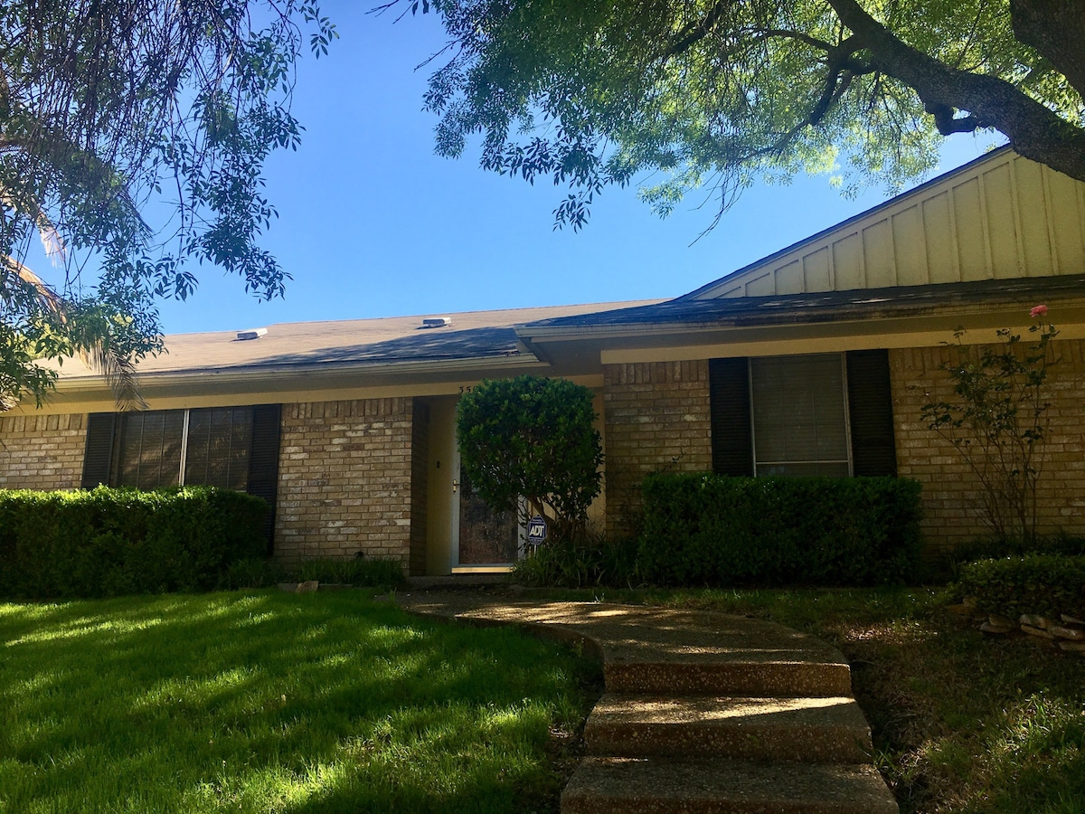 House Located Within A 5 Minute Walk To The Lake Waco Dam And Walking Path.