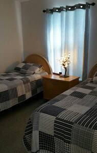 Habitación con dos camas. - Miami, Florida, US - Hus