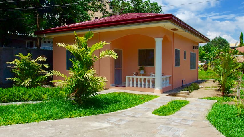 Newly Built Bungalow - Free Pickup - Dumaguete - House
