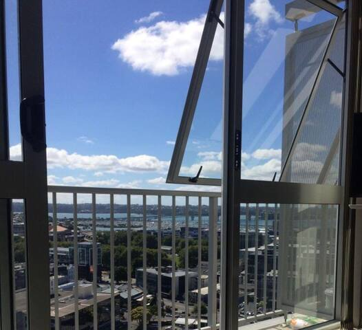 Stay on the 15th floor - Auckland - Apartment