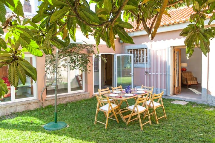 Belém - Fantastic Cottage with recent renovation. - Lisboa - Talo