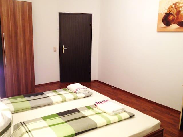 Zimmer im modernen Apartment - 1