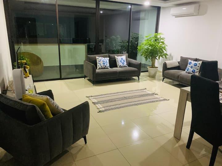 Cozy Apartment in Zone 4