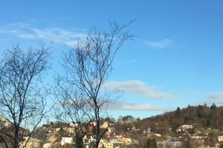 Exellent location Bergen suburbs