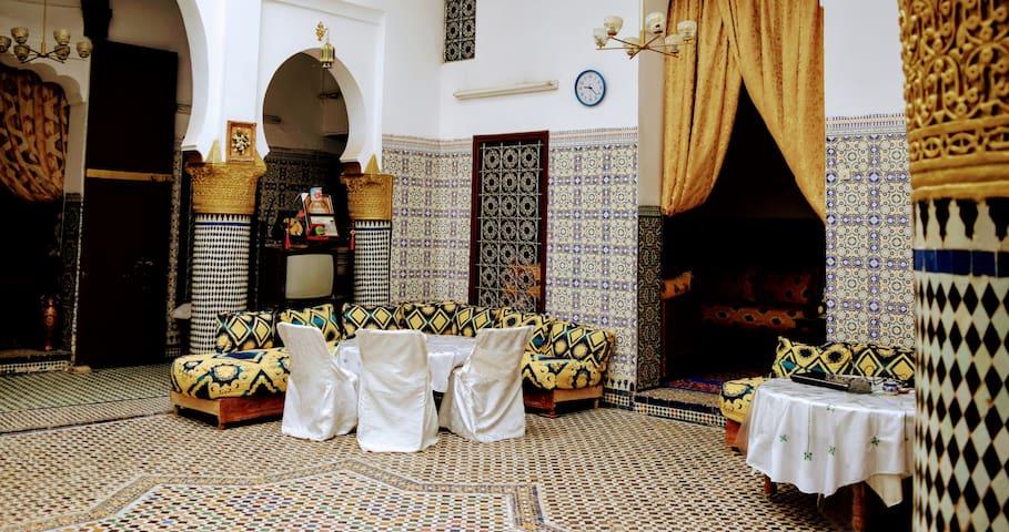 Riad Dar la famille lemrabet