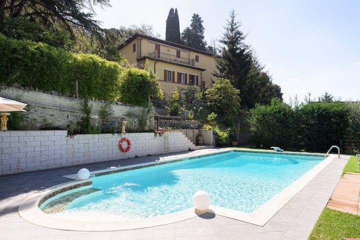 Villa' Colombaiolo di Marciano',28