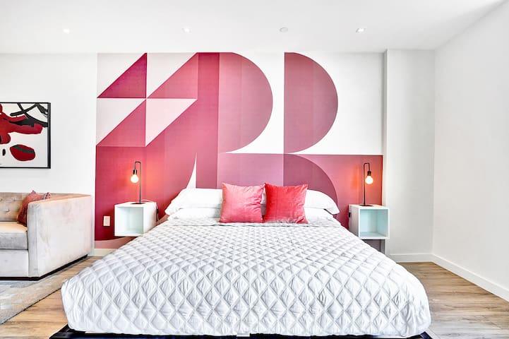 Modern Studio Miami Design District #203