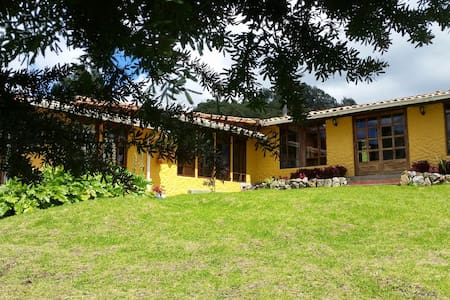 Casa Campestre/Bungalow - Tabio - Bungalow