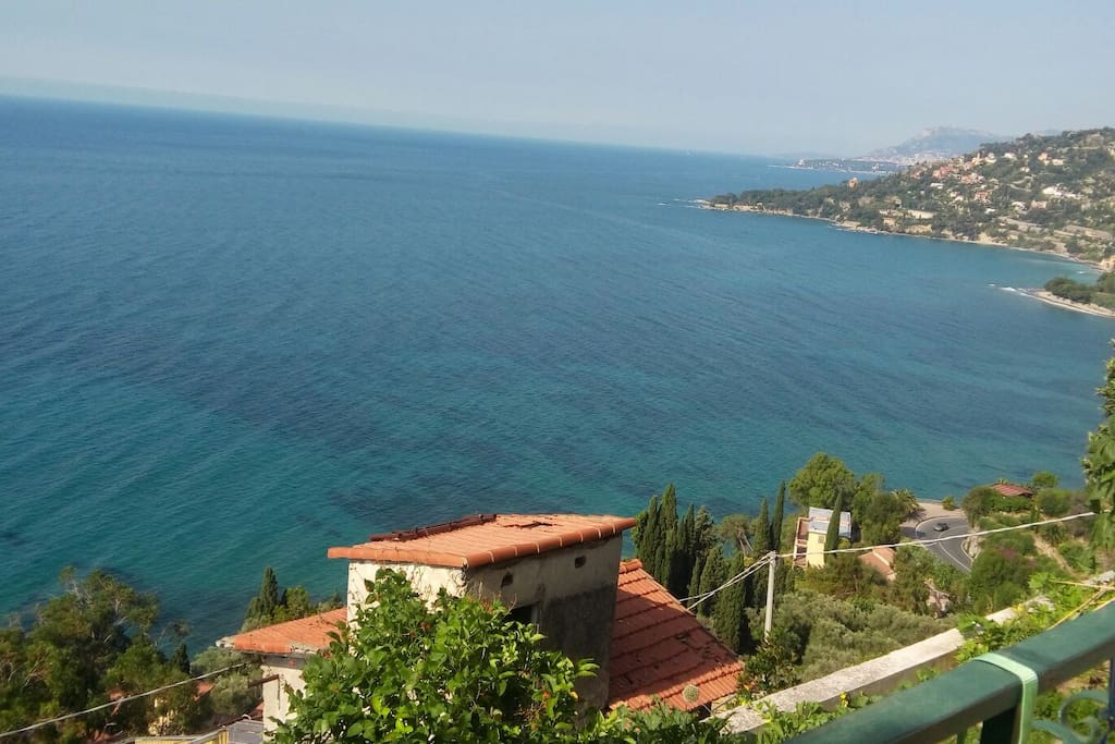 Calandre, Ventimiglia Alta