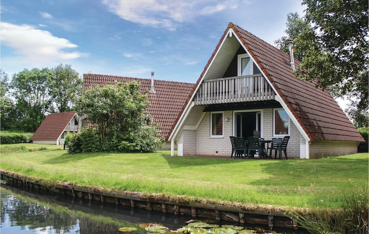 Beautiful home in Gramsbergen with Indoor swimming pool and 3 Bedrooms