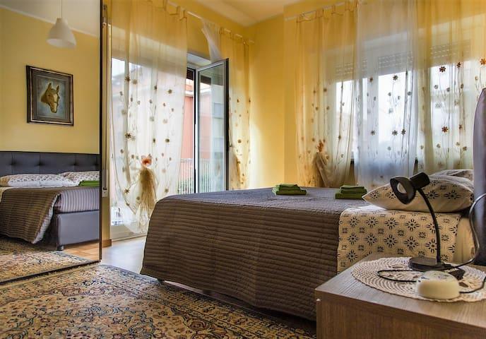 Double room - Colosseum - San Giovanni - Rome - Apartmen