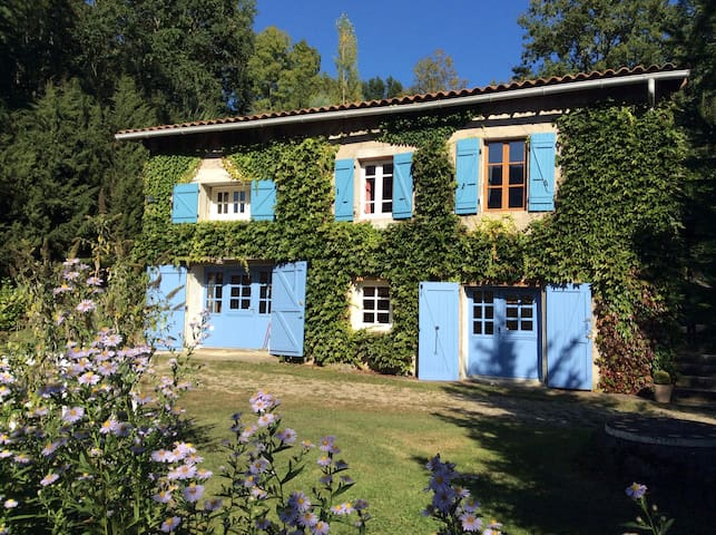 Cottage in the beautiful Ariege countryside - Lavelanet - Rumah